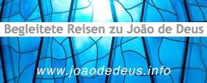 Begleitete Reisen mit Herz zu Medium Joao de Deus in die Casa Dom Inacio Brasilien