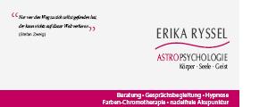 Erika Ryssel - AstroPsychologie