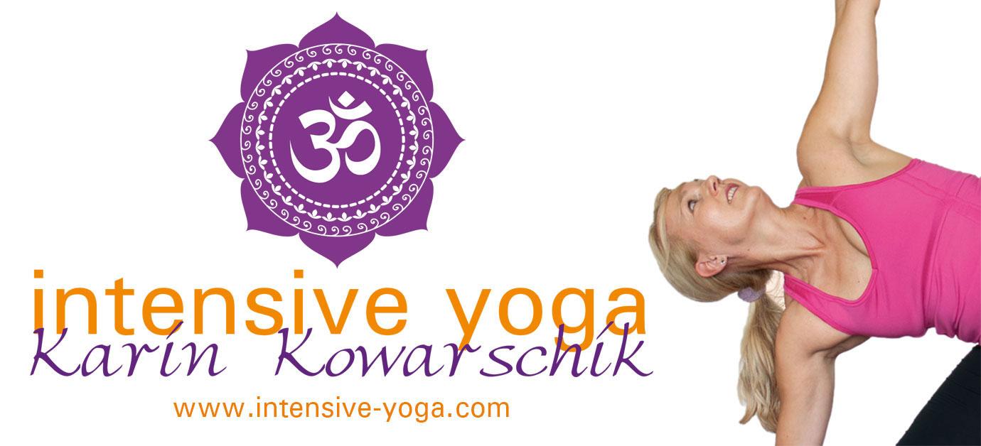 Der Power-Mix aus Vitalität und Dynamik. Yoga in Lenggries mit Karin Kowarschik.